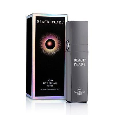 Black Pearl Light Day Cream Spf 25 Dead Sea Normal Skin By Sea  Of Spa 50Ml