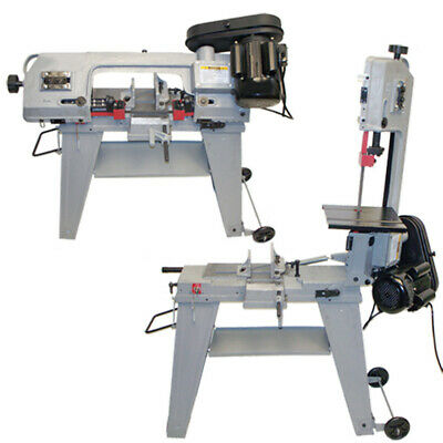 4-12 Metal Cutting Band Saw 4x6 Horizontal Vertical Band Saw