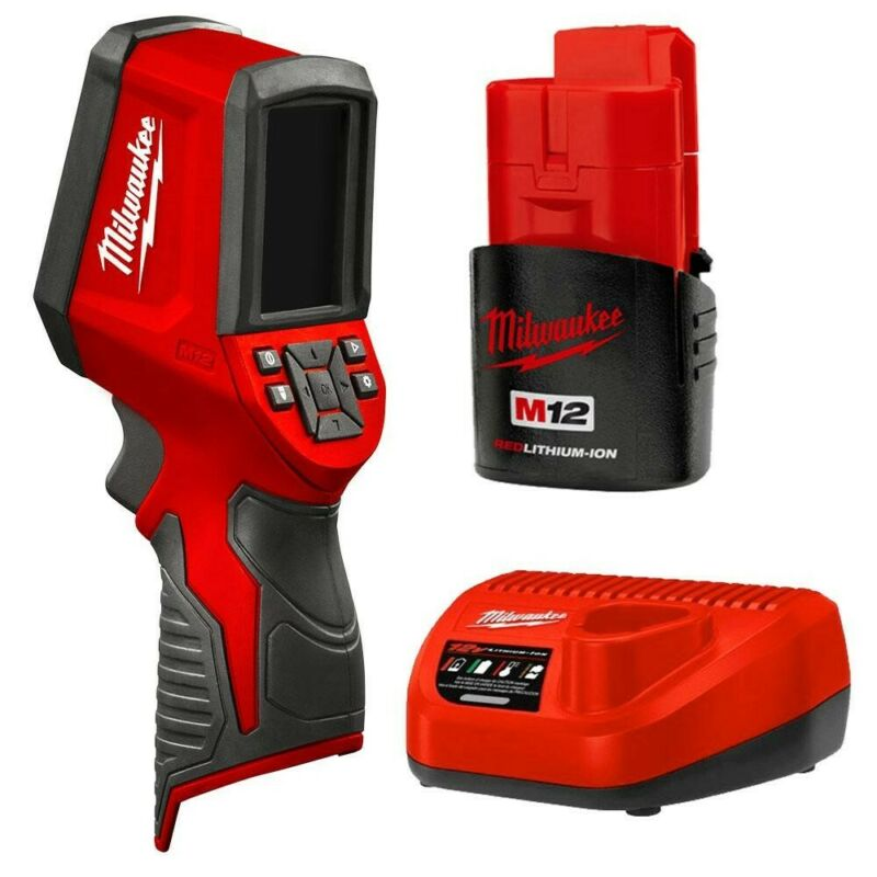 Milwaukee Infrared Thermal Imager Camera