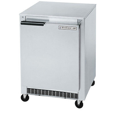 Beverage Air Ucr20y 20-inch Shallow-depth Undercounter Refrigeratorlowboy With