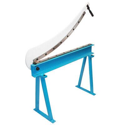 Guillotine Shear 40 X 16 Gauge Sheet Metal Fabrication Plate Cutting Cutter