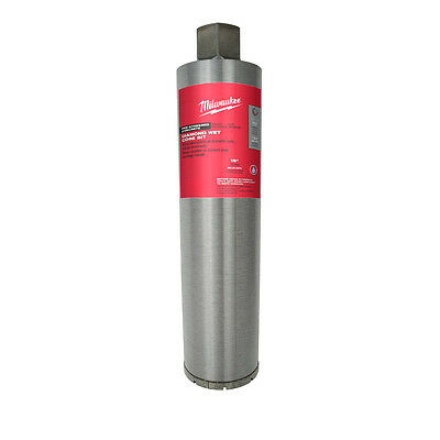 Milwaukee 48-17-1040 4 In. Pre-stressed Concrete Wet Diamond Bit - In Stock