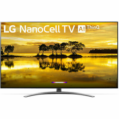 LG 55SM9000PUA 55 4K HDR Smart LED NanoCell TV w/ AI ThinQ (2019 Model)
