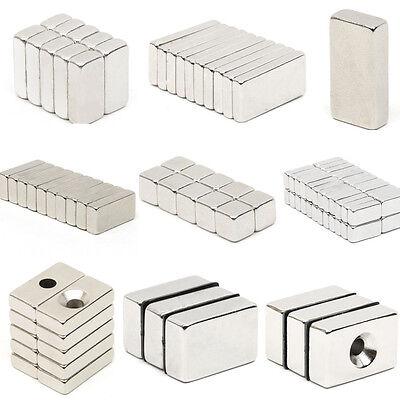 Wholesale Neodymium Block Cube Fridge Magnet Strong Rare Earth Magnets N52