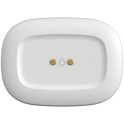 Samsung SmartThings Water Leak Sensor w/ Automate Lights & Siren for Alert White