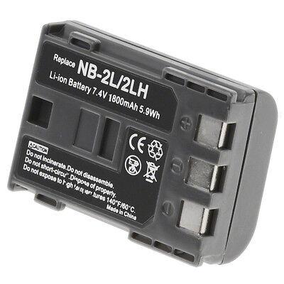 NB-2LH Battery for Canon E160814 Camera & Video Camera 1800m