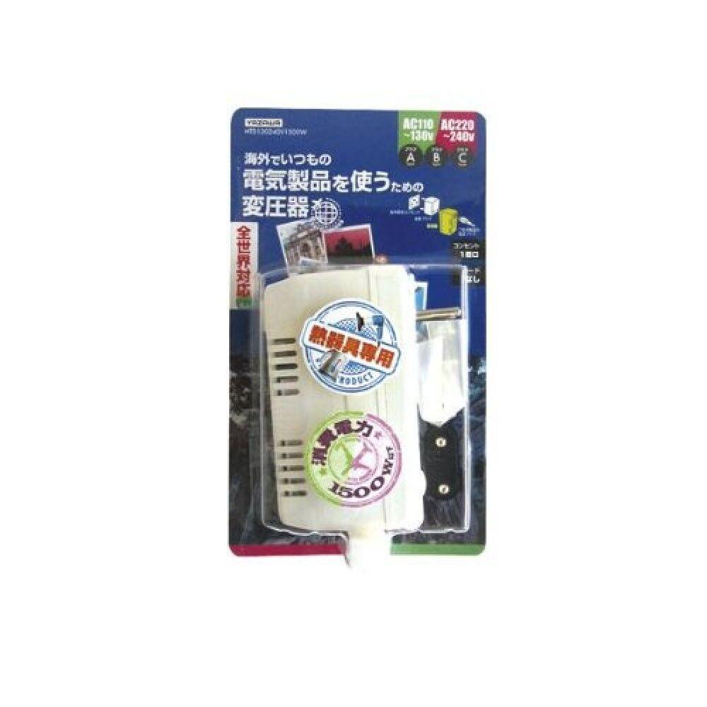 YAZAWA Transformer HTD130240V1500W AC130V-240V From Japan With Tracking