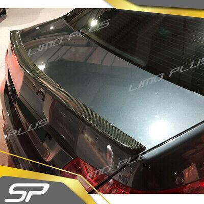 Carbon Fiber Spoiler Heckspoiler Flügel für Mercedes Benz E W212 Limo E350 E500