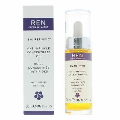 REN Bio Retinoid Anti-Wrinkle Concentrate Oil 30ml