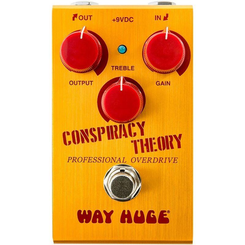 Way Huge Electronics WM20 Mini Conspiracy Theory Professional Overdrive Pedal