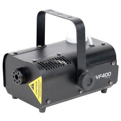AMERICAN DJ VF 400 macchina del fumo con controllo remoto x feste karaoke bar