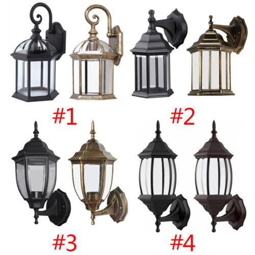Light Exterior Lighting Lamp Lantern