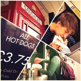 Staff Needed - Stevenage Train Station - Food & Coffee Kiosk