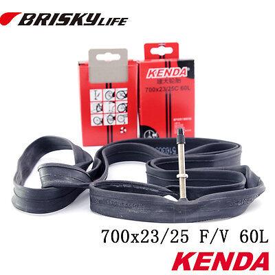 Free shipping  Bicycle  tube 700*23/25  Presta valve for roa