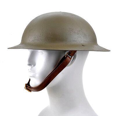 US WW1 Helmet M1917 Doughboy Brodie Helmet