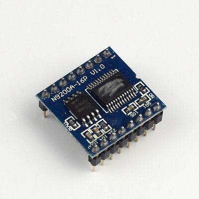 N9200A 2-128M Bit MP3 WAV Music Chip Audio Module IC Interface 3.3-5V 15mA