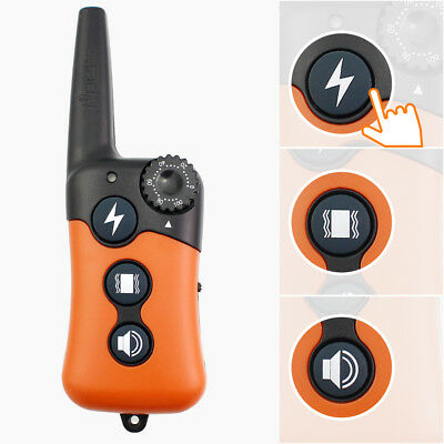 Ipet Remote Transmitter for Dog Shock Training Electronic Collar for PET619S