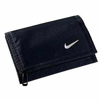 Nike- Basic Wallet- Black-