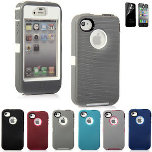 2013-New-Heavy-Duty-iPhone-4-4S-Tough-Tradesman-Colourful-Case-Cover-Protector