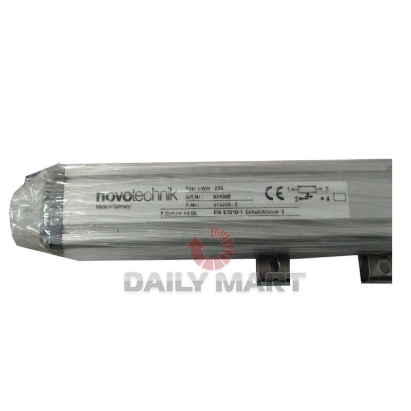 New In Box NOVOTECHNIK LWH225 LWH 225 Position Transducer