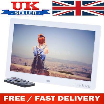 "10"" inch HD LED 1024*600 Digital Photo Frame Picture Album MP3 MP4 Movie Player"