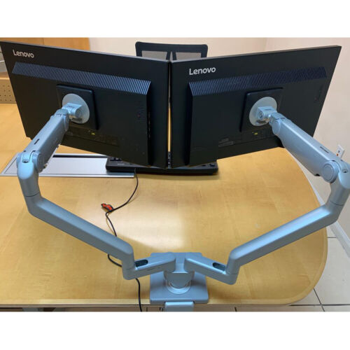 HumanScale M2 M-FLEX dual Monitor Arm, stand (Pre-Owned)