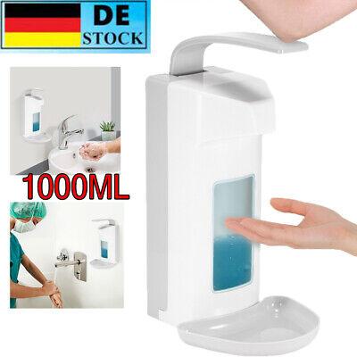 Desinfektionsmittelspender 1000ML Hygiene Seifenspenders Wandspender Eurospender