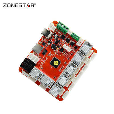 ZONESTAR 3D Printer Control Board Motherboard Replace Ramps 1.4 & Mega 2560 Q4H5, used for sale  China
