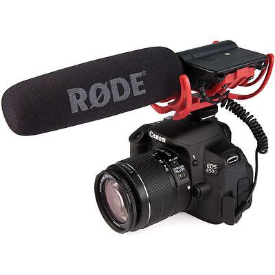 RODE VideoMic Shotgun Mic for Canon 5D Markii