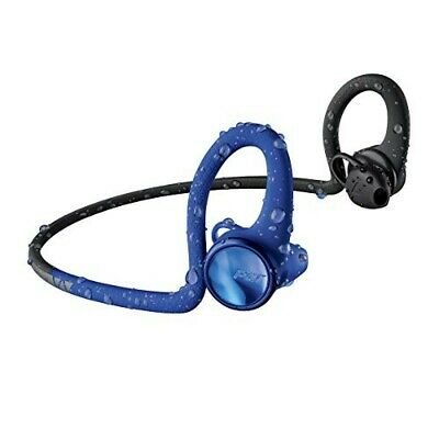 2019 PLANTRONICS Estéreo Bluetooth Inalámbrico Auricular Backbeat FIT2100 Azul /