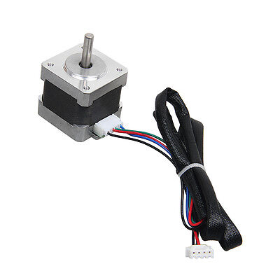 2 Phases Nema14 35 Byghw Stepper Motor For Reprap Cnc Makerbot Prusa Mendel