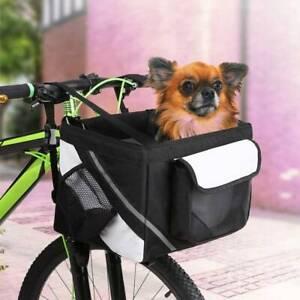 Bike Basket Carrier for Pets, Dogs, Puppies - DELIVERED