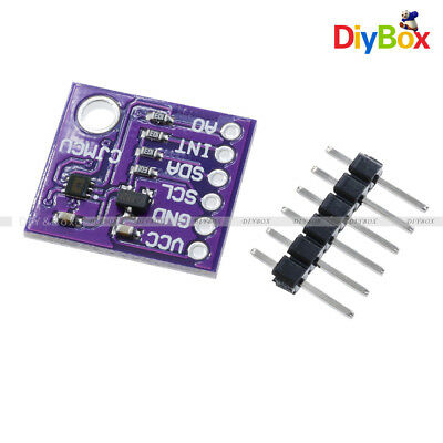 Max44009 I2c Ambient Light Sensor Digital Output Module Development Board Module