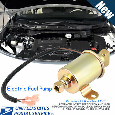High Quality E11015 Electric Fuel Oil Transfer Pump Fit for Diesel Vehicles Fuel Oil Pump
