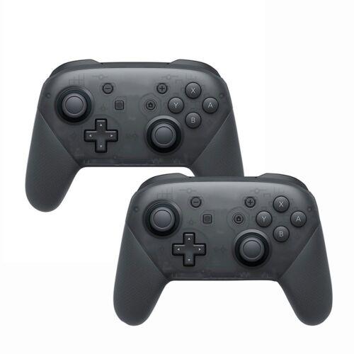 2x Wireless Bluetooth Pro Controller Gamepad + Ladekabel für Nintendo Switch 10