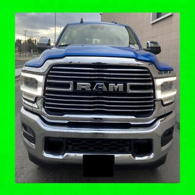 Chrome Grille Overlay (7 PCS) FITS 2019 2020 Dodge RAM TRUCK 2500 w/ 7-bar grill