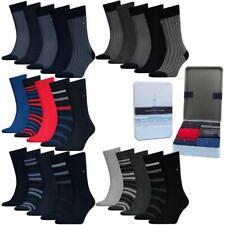 10 Paar Tommy Hilfiger Socken Business Strümpfe in Edler Geschenkbox