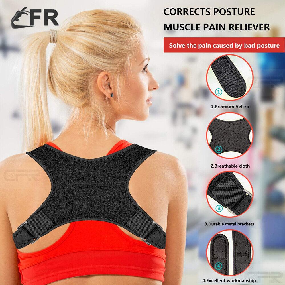 Posture Corrector Women Support Back