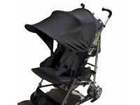 Diono shade maker for stroller