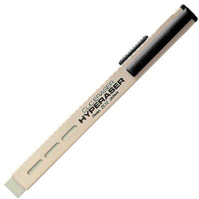 Pentel Japan Ze32-y Click Eraser Hyperaser Muti Type For Ballpoint Pen Print