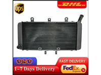 Pattern Replacement Aluminium Radiator for CB 1300 S//F Super Four 2003-2009