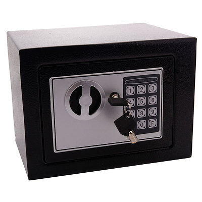 afe Box Keypad Lock Security Home Office Cash Jewelry Gun (Electronic Deals)