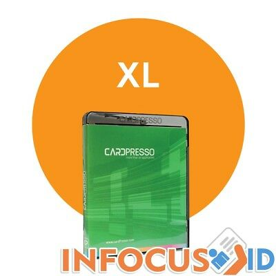 Id Badge Software - Cardpresso XL ID Card And Badge Creator Utility Software P/N S-CP1300