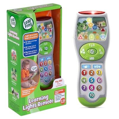 Tv Toddlers (Baby Tv Remote Control Toddler Learning Toy Fun 6 9 12 18 24 36 Months Boy)
