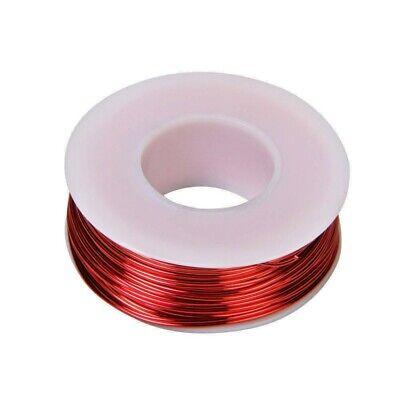 Magnet Wire Enameled Copper 22 Gauge 4 Oz Spool 125 Feet Diameter 0.025