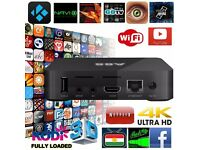 Android Box 4.4 TV Box Fully Loaded Free Sports Movies