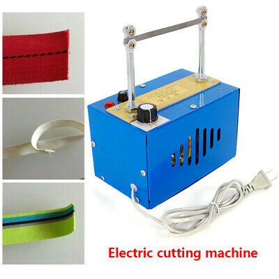 Hot Sale Electric Rope Cutter Knife Heating Machine Adjustable Temperature 35w