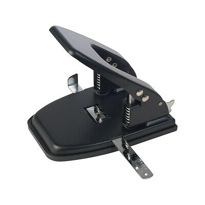 Staples 2-hole Punch 28 Sheet Capacity Black 26637-cc 799825
