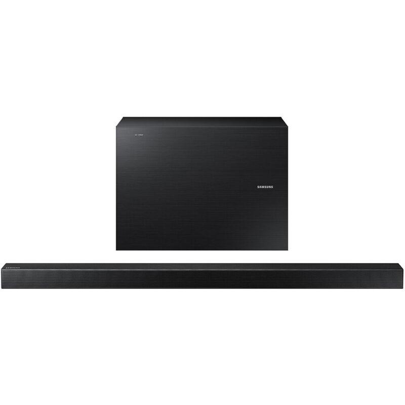 Samsung HW-K550/ZA 3.1-Channel Soundbar System with Wireless Subwoofer Black
