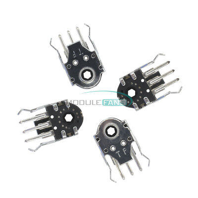 10pcs 9mm Mouse Encoder Wheel Encoder Repair Parts Switch M
